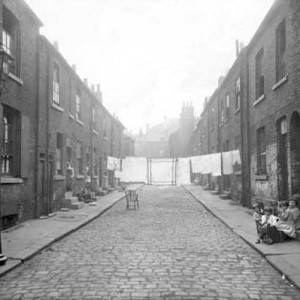 Ann's main chapel in Leeds was in the Leylands district, which was a slum area.