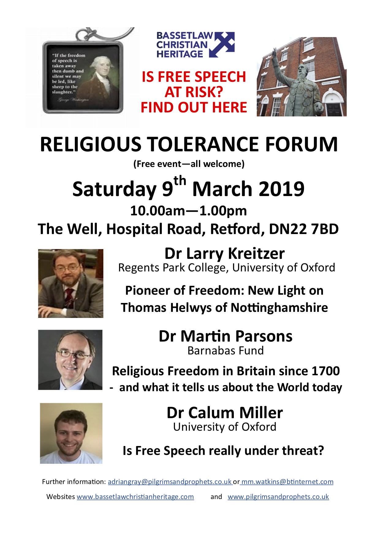religious tolerance forum poster PNG 219